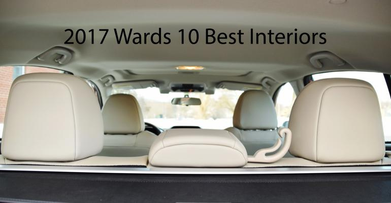 Wards 10 Best Interiors program now in seventh year