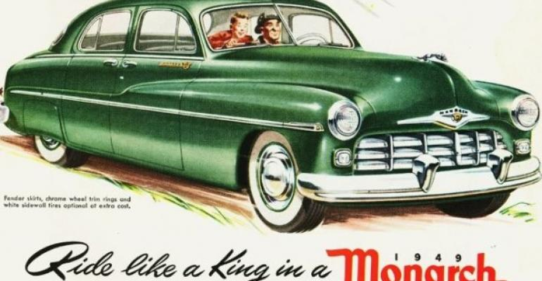 3949 Monarch sold by Ford of Canada