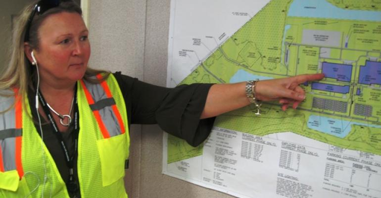 Manufacturing chief Fjording shows plans for Volvorsquos South Carolina factory