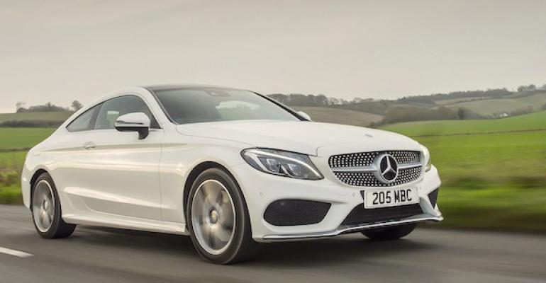 Poll indicates buyer preference for likes of speedy Mercedes CClass over fuelsippers