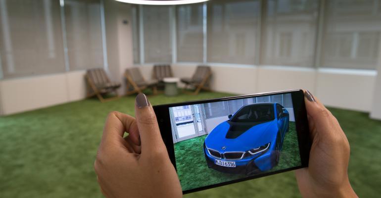 BMW on Google39s Tango