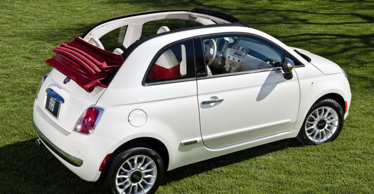 Online retailer tested directtoconsumer Fiat sales in Italy in 2016