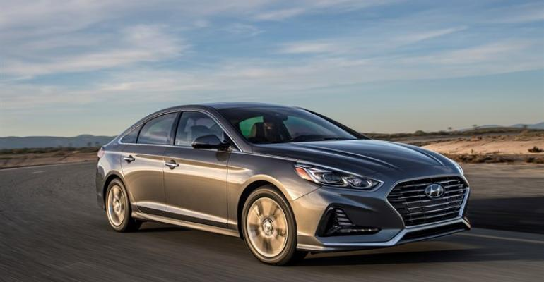 3918 Sonata sees styling updates