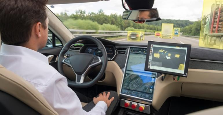 Bosch AI onboard computer to guide autonomous cars through complex traffic situations constantly learn new ones