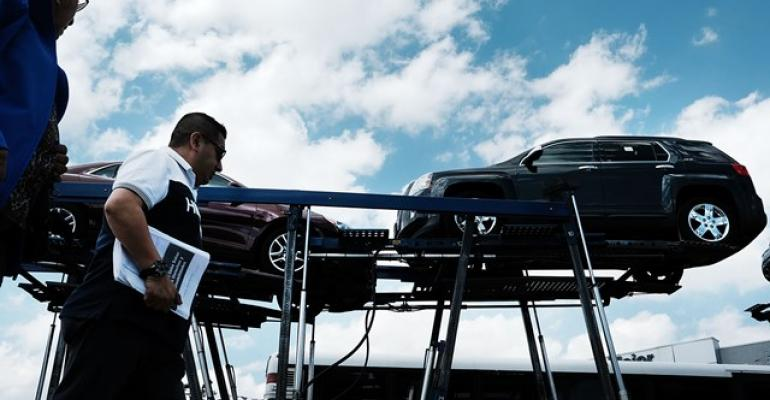 US inventories rising but automaker discounting remains disciplined AlixPartners says