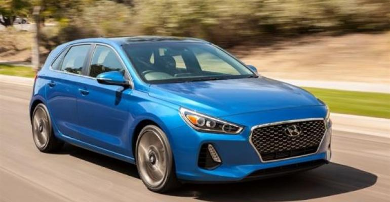 Elantra GT Sport with 16L turbo new for 3918