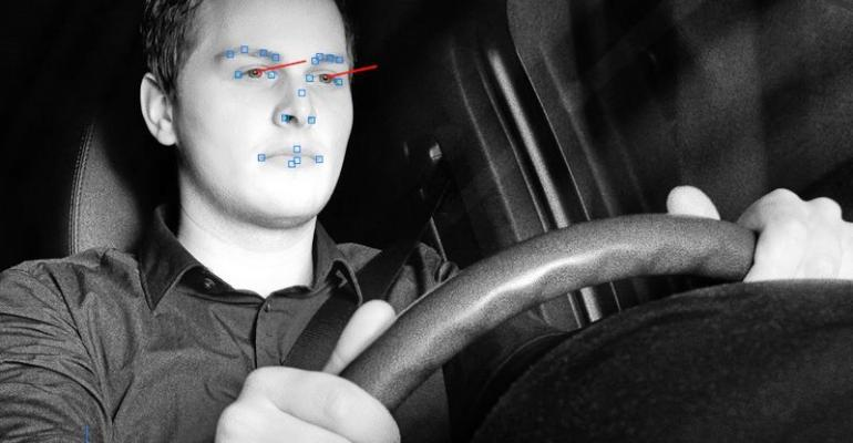 Driver Analyzer uses digital facerecognition eyegaze direction data to determine what driver is planning to do next
