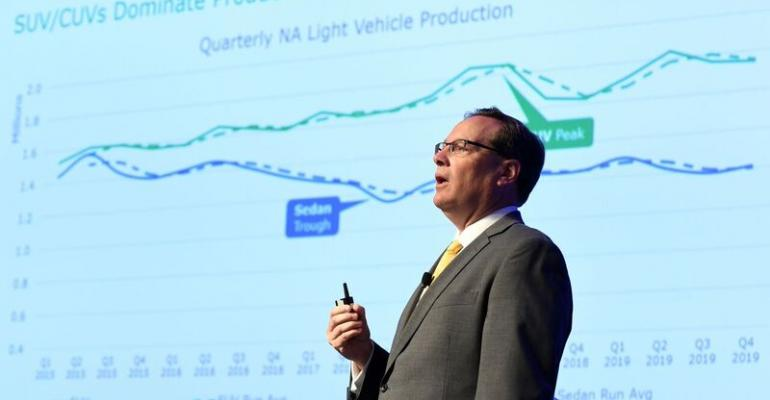 Crashless cars need not weigh as much as todayrsquos vehicles Robinet says