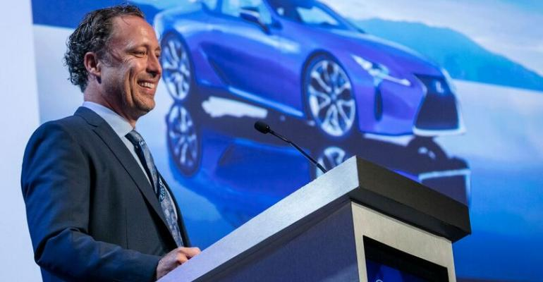 Toyota: 'Electrification Doesn't Mean Death of IC Engine'