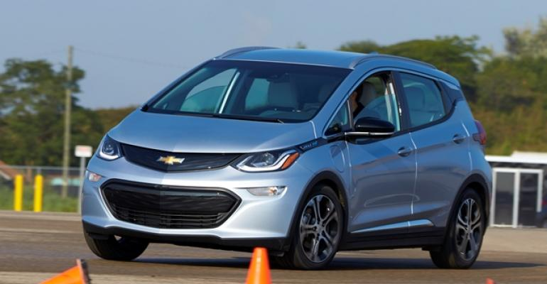 GM Sees EVs Going Mainstream, But Federal Credits Drying Up