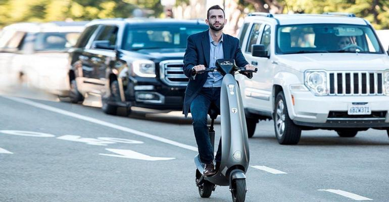 Have You Driven a Ford Electric Scooter Lately?