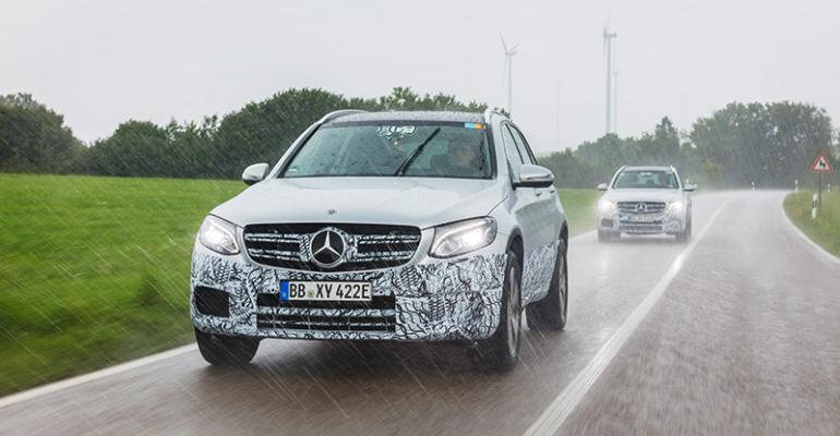 GLC Fuel Cell during road testing