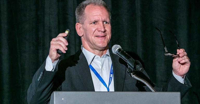 Scott Beutler vice presidentinterior for Continental talks up 5G