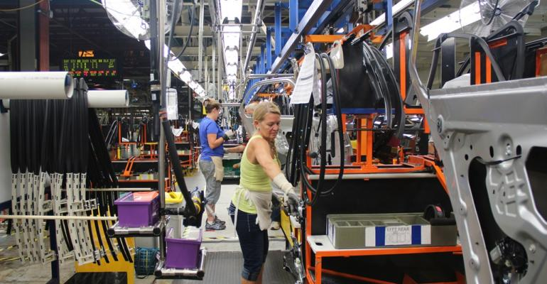 Publicly Canadian officials hopeful NAFTA can move in positive direction for auto industry