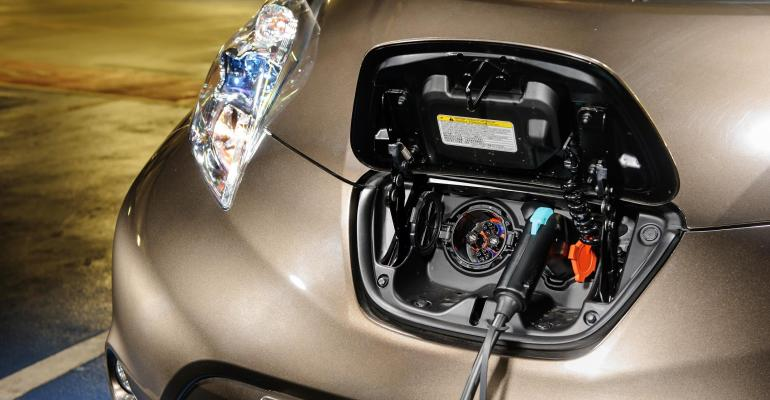 Shortage of charge points incompatible hardware could curtail EV uptake report warns