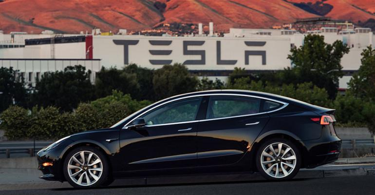 Sources say Tesla39s Model 3 launch hampered by problems many selfinflicted