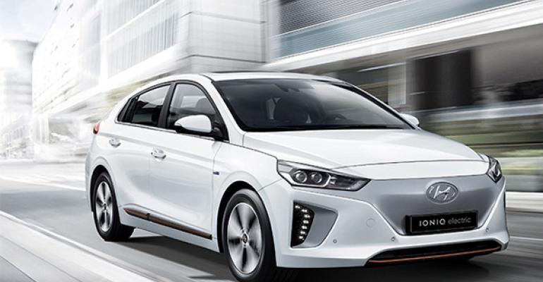 Ioniq accounts for more than 60 of EV sales YTD