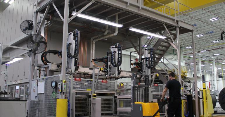 Schaeffler Supplier Announces 60 Million Ohio