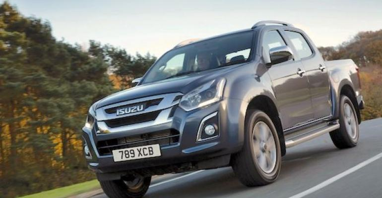 DMax helps Isuzu grab 1ton pickup sales lead from Toyota in November