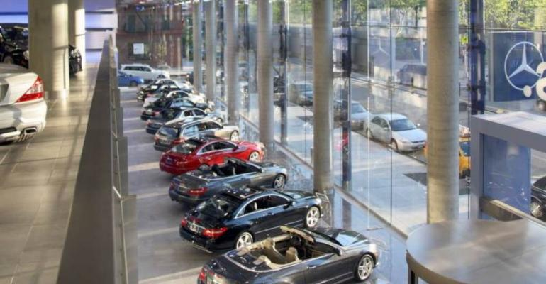 Some dealerships position themselves as ldquoluxury specialistsrdquo Whitworth says