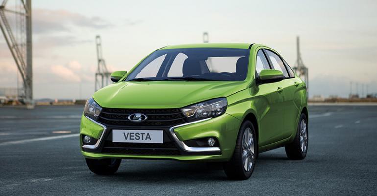 AvtoVAZ will promote CNG version of Lada Vesta