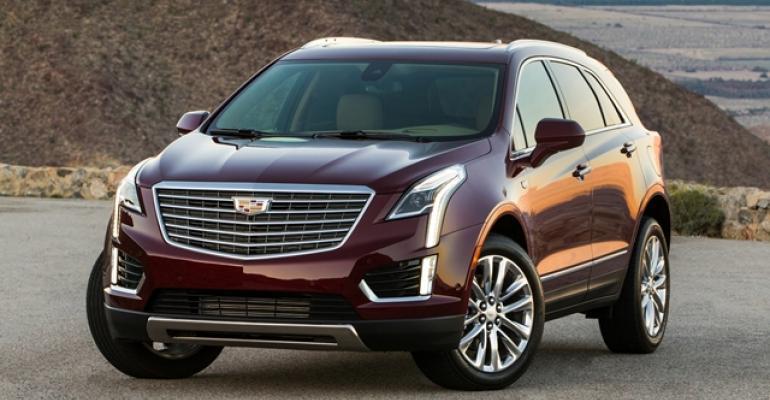 General Motors   Buick, GMC Sales Up; Cadillac's Woes ...