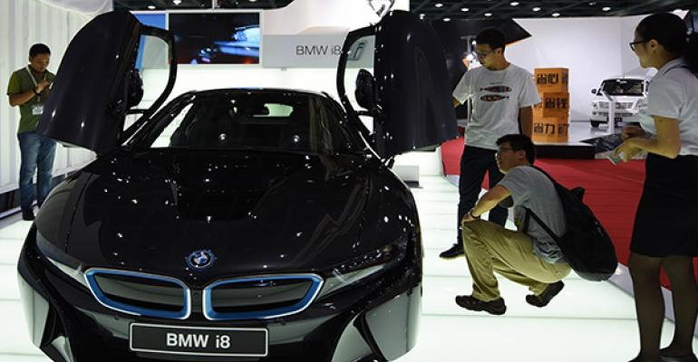 CATL supplies battery for BMW i8 plugin hybrid