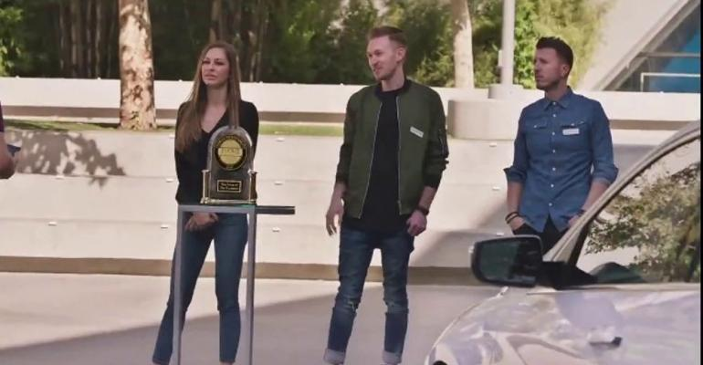 Chevrolet ad touting JD Power dependability awards leads iSpot Attention Index