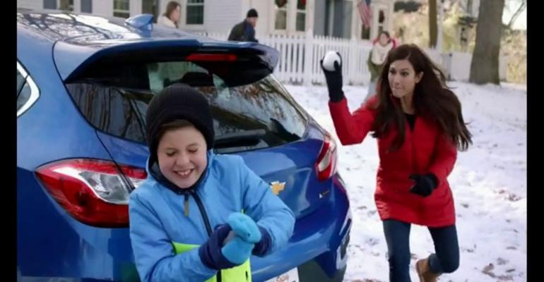 Chevy holidayseason ads popularity continues to snowball