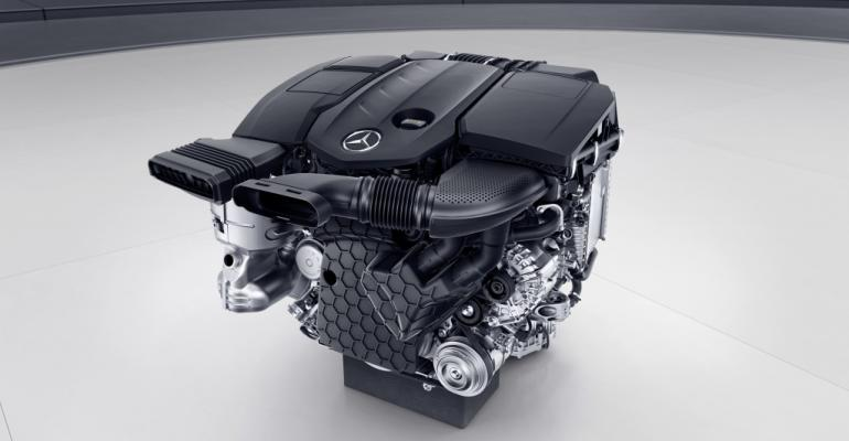 OM 654 part of new modular family of diesel and gasoline engines