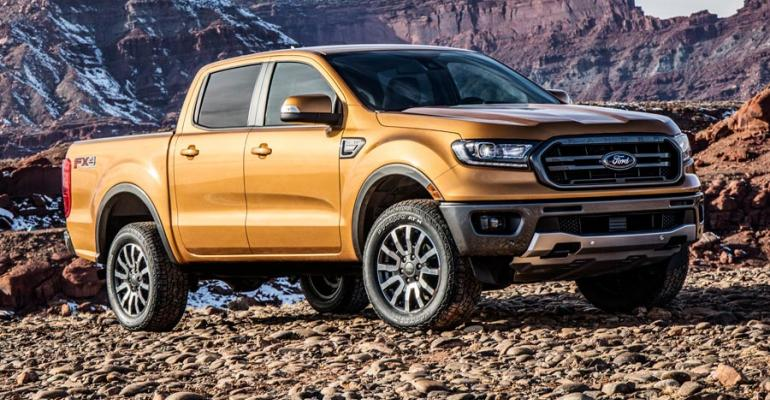 The rsquo19 Ranger gets allnew tooling for North America