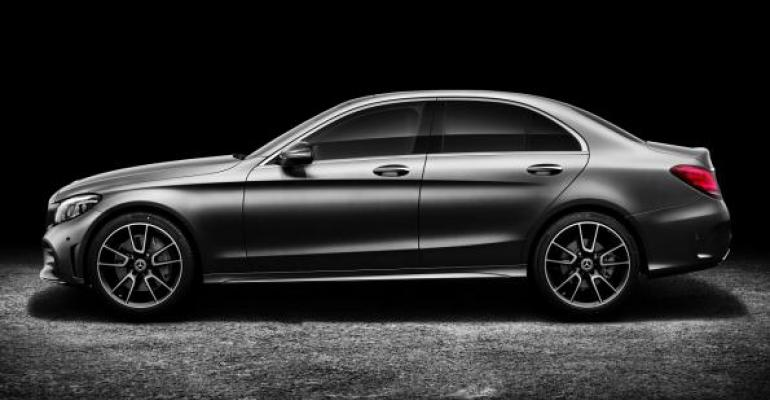 Facelifted CClass goes on sale in US midyear