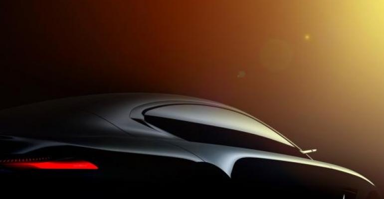 HK GT coupe latest joint project of Pininfarina Hong Kongbased hightech brand