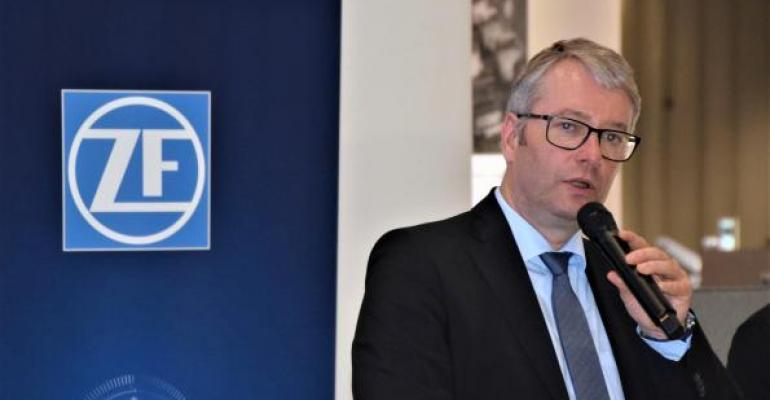 ZF's Outdated Corporate Structure Costs Sommer Job