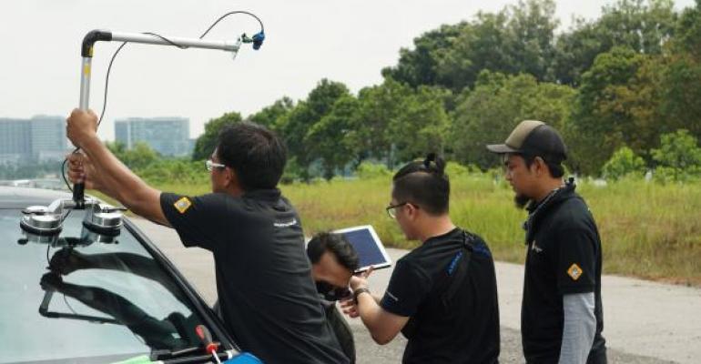 ASEAN NCAP begins car blindspot technology testing