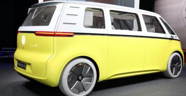 ID Buzz microbus greenlighted for production from 2022