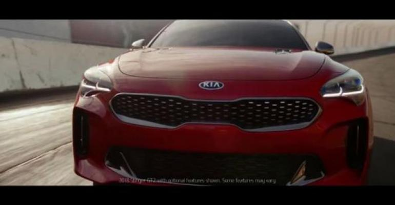 Kia ad shows staying power