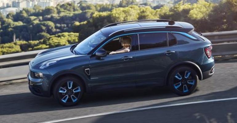 Volvo to build Lynk models in Belgium