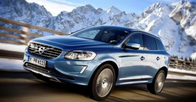 XC60 SUV candidate for assembly in Russia