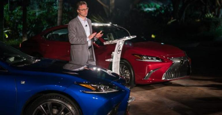 Ericksen Therersquos consistent demand moving forward for luxury sedans