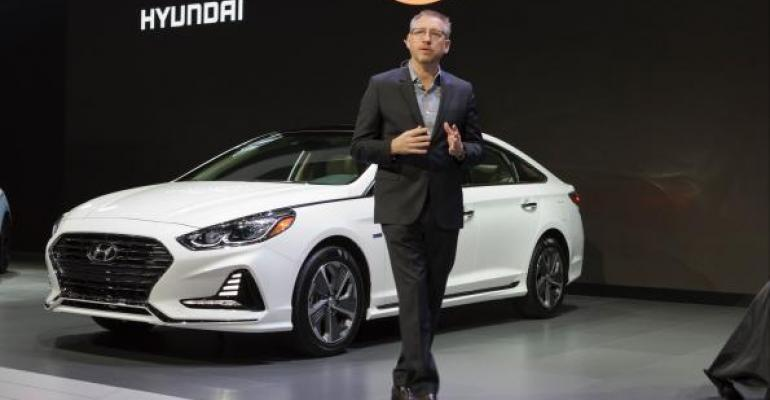 Hyundai marketing chief Evans speaks at upcoming Thought Leadership Summits conference