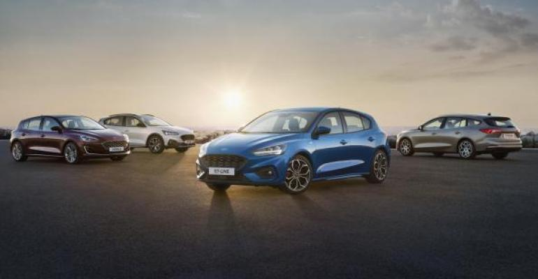 Ford says thirdgeneration Focus doesnrsquot skimp on technology