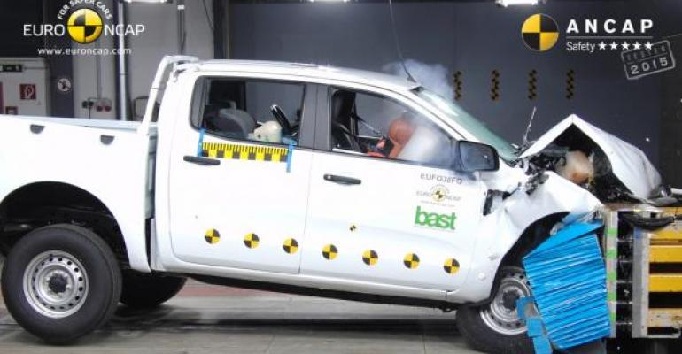 Euro NCAP autosafety group sharing findings with Australia New Zealand counterpart