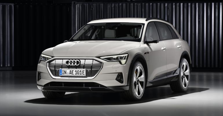 US Audi Etron