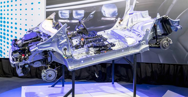 All PSA vehicles to be developed at French automaker's Engineering Center in Rüsselsheim, Germany.