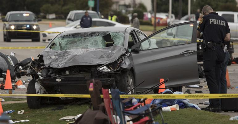 Crash-free automotive future still a long way off.