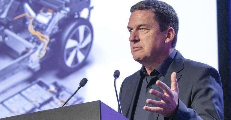 Freudenberg Sealing Technologies CEO Claus Moehlenkamp