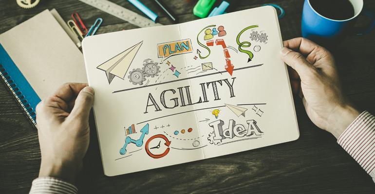 Agility IV main art