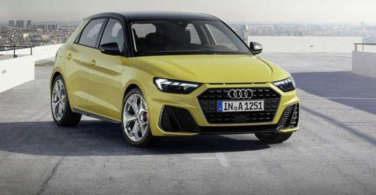 Audi A1 Production Launches At Spanish Plant