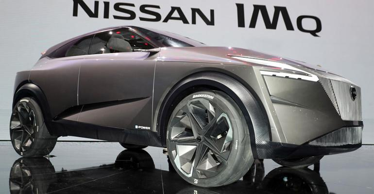Geneva Auto Show gallery